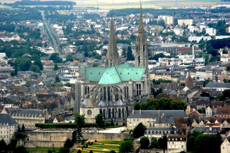 Chartres-Kathedrale
